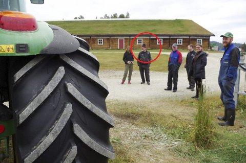 NEKTET FRADELING: Torfinn Røe er en av fire deltakere i samdrifta Fjellmjølk DA. Ved salg av landbrukseiendommen Røe Øvre ønsker han å fradele en seterteig, men blir nektet av formannskapet i Tolga.