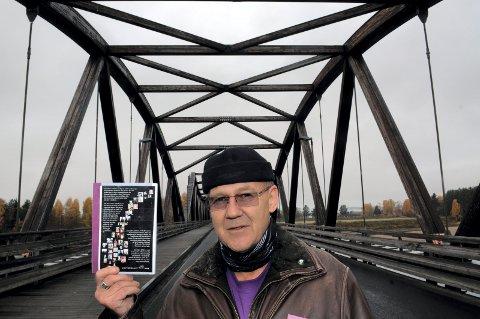 UTEN GRENSER: Terje Tønnesen har krysset mange broer, men ikke brent dem, heller ikke da han nå flyttet til Sverige.
