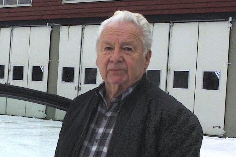 INITIATIVTAKER: Steinar Berget har tatt initiativ til en storstilt ryddeaksjon langs elver og sjøer til EM og VM i fluefiske i Rendalen og Stor-Elvdal neste år.