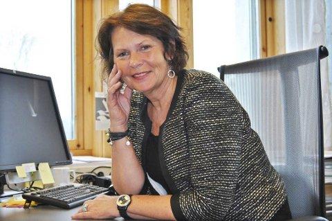 Vil ha mer næring til Tjøme: Rådmann Christine Norum søker om penger.