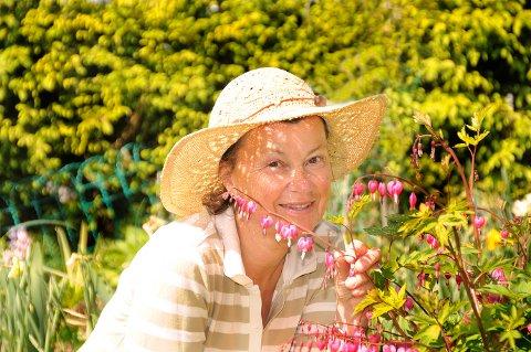 Helen Juell fra Husøy er utvilsomt blant øyenes rikeste.