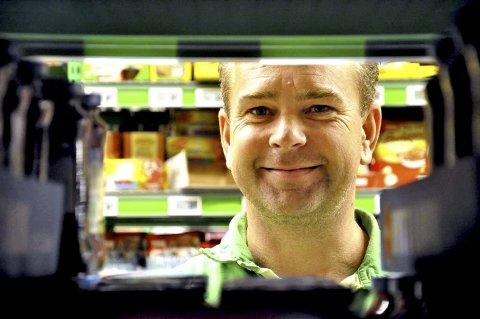 Rik på mat: Familien Eriksen har gjort det godt med Kiwi-butikkene sine. Kiwi-Kenneth, som Kenneth Normann Eriksen gjerne blir kalt, har en raskt voksende formue.