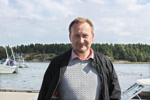 Virksomhetsleder for eiendomsforvaltningen i Færder kommune, Anders Bjerknæs, har en plan for rehabilitering av kommunens bygg i år.