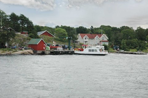 Jutøya har vært et kjent og kjært syn på sjøen i mange år, men ferja begynner å bli gammel.
