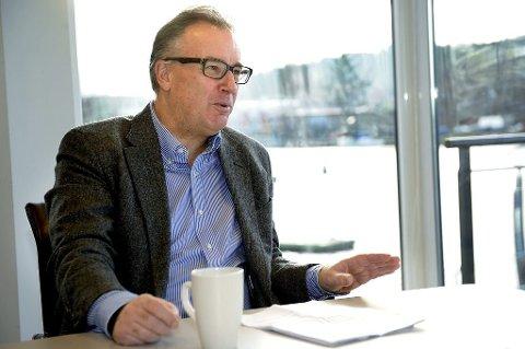 Berge Garmann Velde betalte drøyt 15,7 millioner kroner i skatt i fjor.