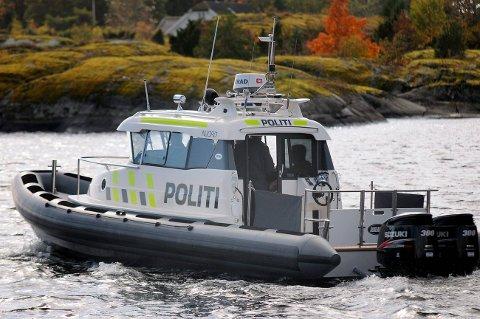 Denne politibåten skulle gjerne vært oftere i Porsgrunnselva og tatt fartssyndere.