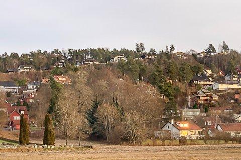 PÅ TOPP: Innbyggerne med adresse Tårnfjellvegen og omkringliggende gater topper listen for 2019.