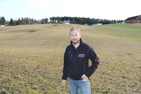 GJENVALGT: Odd Arvid Bjørnstad, som står bak Bjørnstad Bygg, er gjenvalgt som styreleder i Rakkestad Næringsråd.