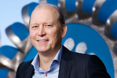 Morten Karlsen, direktør marked og forretningsutvikling i Østfold Energi.