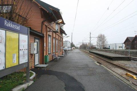 Nok et tog er innstilt.