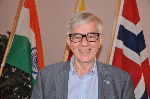 Valgt: John Thune er styreleder i Normisjon region Østfold.