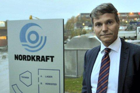 Erik Frantzen, administrerende direktør i Nordkraft AS, topper lista over hvem som har størst inntekt i Nordland med en inntekt på over 18 millioner kroner.