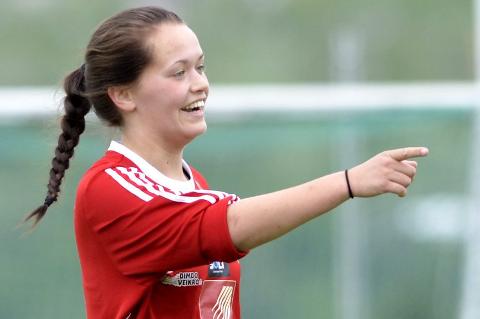 Ingrid Altermark scoret det helt avgjørende målet som berget plassen for Medkila i Toppserien.