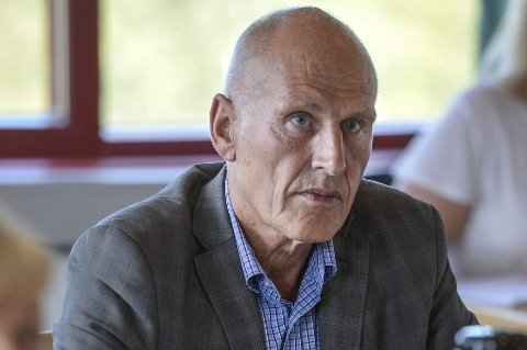 SIer nei: Varaordfører Allan Johansen (Frp) kan ikke se at det er nødvendig å gjøre noe ekstra for å hjelpe syriske flyktninger. Foto: Øyvind Bratt
