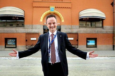 KUTTER: SNN-sjef Jan-Frode Janson varslet rentekutt for boliglånskunder.