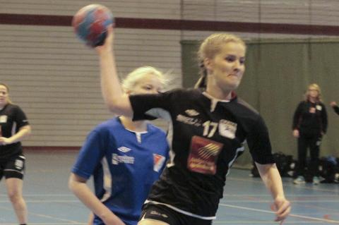 SEIER: Anna Svarttjønneng ble toppscorer mot Sømna med 11 mål. Foto: Stian Forland