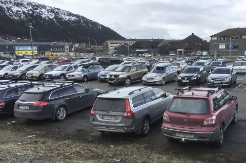 Tilgjengelighet: Ansvaret for parkeringspolitikken ligger i stor grad hos kommunen, men også hos eiendomsutviklere og gårdeiere, skriver Trine Rimer.FOTO: Arne forbord