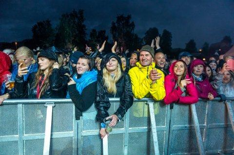 Det kan se ut til at det blir behov for regnklær på Verket festivalen - også i år.