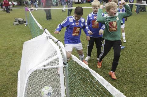 POPULÆRT: I Kippermocupen i Mosjøen har man prøvd 3v3 med stor suksess. Nå blir det treerfotball i Nordland fotballkrets neste sesong fordi kretsen er med i et pilotprosjekt på aldersbestemt fotball.