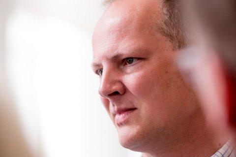 Samferdselsminister Ketil Solvik-Olsen (Frp). Foto: Håkon Mosvold Larsen / NTB scanpix