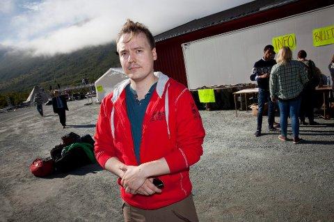 UENIG: Eskild Johansen trekker seg fra Arbeiderpartiet. Han vil ikke stå inne for at partiet åpner for oljeboring i Lofoten.