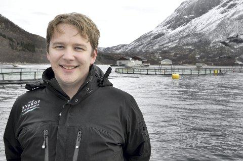 - Resultatet kunne vært enda bedre, sier daglig leder Alf-Gøran Knutsen, men sier seg likevel fornøyd med 2017-resultatet. Kanskje ikke så rart når det var et toppår for selskapet.