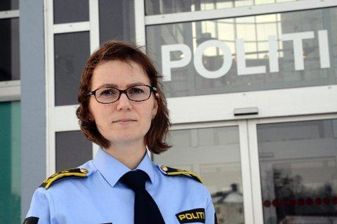 Politiadvokat: Margrete Torseter. Foto: Vidar Berg