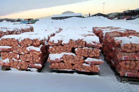 LANG VENTETID: Det er tre måneders ventetid på ved hos Tromsprodukt.