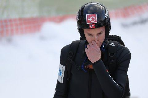 Robin Pedersen har sjansen til å heve seg igjen allerede om to dager i Trondheim.