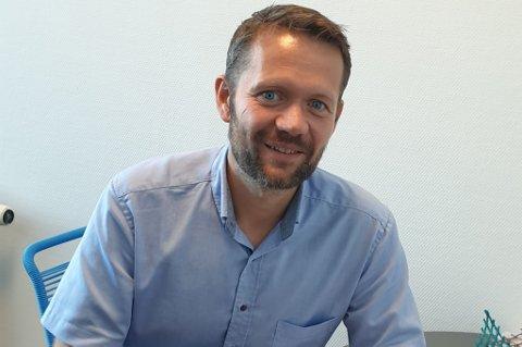 Tom Eirik Aasjord er ny administrerende direktør i Nova Sea.