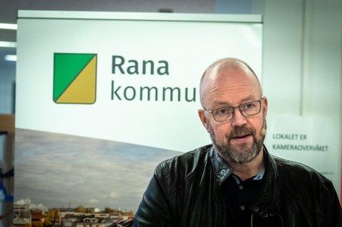 Ordfører Geir Waage og Rana kommune stemte mot vedtektsendringen som åpner for at en enkelt eier kan eie mer enn halvparten av Helgeland Invest.