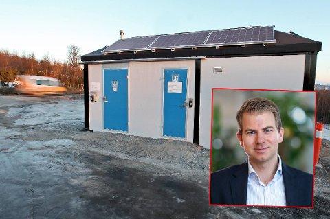 Ønsker grep: Iman Winkelmann fra Fauske er leder for Virke Servicehandel, som jobber for å bedre vilkårene og forholdene til ansatte og reisende i Norge. Nå ønsker han hjelp til å løse et økende problem.