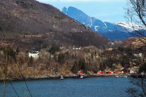 Bilde fra Øresvik.