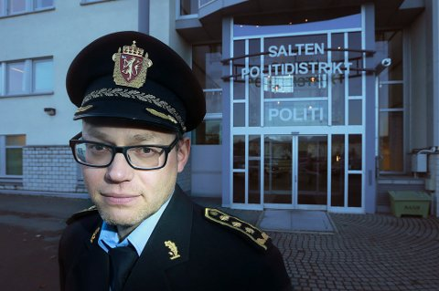 – Vi er fortsatt i en avklarende fase av saken, sier politiinspektør og påtaleansvarlig for Nordland politidistrikt, Stig Morten Løkkebakken.