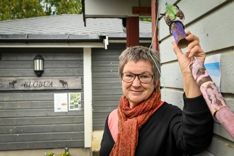 Mette Røbergeng i Kirkebakken barnehage på Ytteren sier at de etter beste evne har lagt til rette for å utvide åpningstidene.