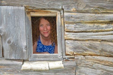 Ina Therese Trælnes hos Visit Plura har shoppet en food wagon og håper å ha et serveringstilbud til sine gjester til påske.