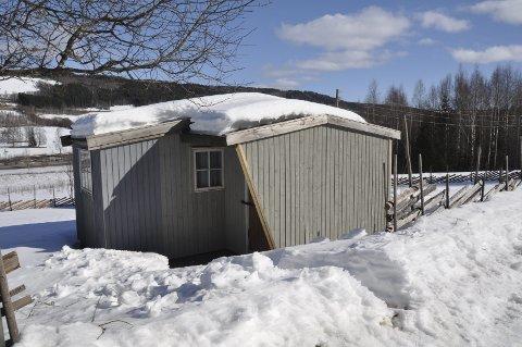 Heggeli: Kommunen ønsker at Heggeli, som Alf Prøysen kjøpte til foreldrene sine, også skal framstå mest mulig slik den var da Olaf og Julie Prøysen bodde der.