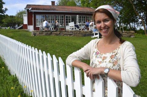 Charlotte Sveinsen vil bruke mindre tid på Skafferiet når hun nå har takket ja til ny jobb.