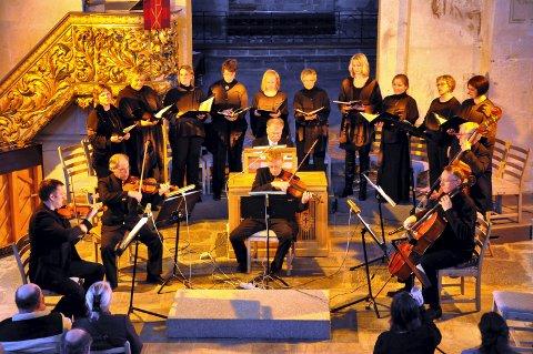 Stabat Mater: framføres av Vokalensemblet Cantarelle og Kammerensemblet Mjøsmusikk i Ringsaker kirke fredag klokka 19. (Arkivfoto)