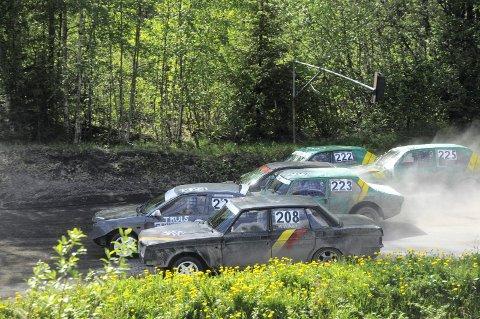 A-FINALE JUNIOR: Truls Krokengen fra Brumunddal tok både starten og seieren.