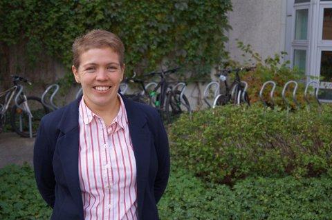 AP-POLITIKER: Kjerstin Lundgård.
