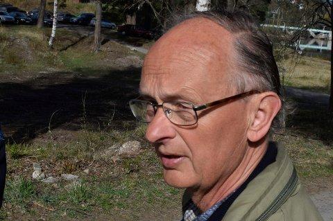 Hans Bergan er ikke bare grønn talsmann for Petersøya. Den tidligere skogbrukssjefen er også engasjert i Schjongslunden.
