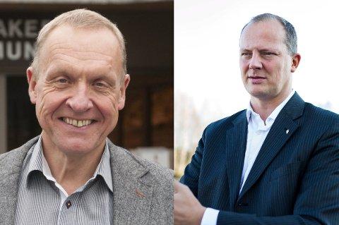Ap-ordfører Lars Magnussen i Jevnaker håper på et bom-møte med samferdselsminister Ketil Solvik-Olsen (Frp).