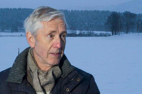 Bjørn Geirr Harsson vil gi bort et helt fjell til Finland. Forslaget vekker internasjonal oppmerksomhet. (Arkivfoto)