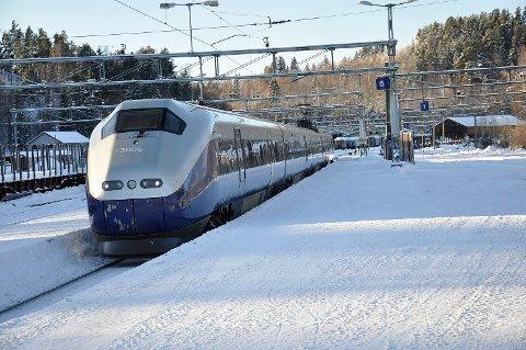 Hole Sp ønsker ikke jernbane gjennom Holes unike kulturlandskap, skriver Kristin Færden Bjella.