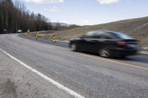Arbeidene ved Veme går som planlagt, og veien skal stå ferdig i oktober.