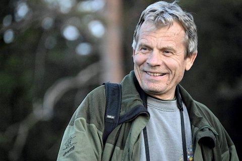 FRYKTER UTSETTELSE: Arne Nævra har stilt et spørsmål til samferdselsministeren.