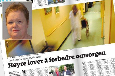 FRYKTER FRAMTIDEN: Brit Helen Walbækken Bøhler.