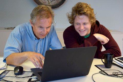 Venstres Helge Stiksrud og Anders Lorentsen Hurum svarer nå på dine spørsmål.