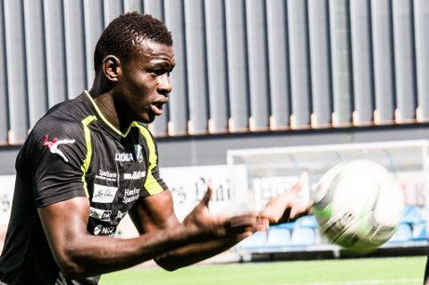 Abdoulaye Seck.